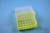 EPPi® Box 75 / 7x7 Löcher, neon-gelb, Höhe 75 mm fix, alpha-num. Codierung,...