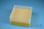 EPPi® Box 75 / 7x7 Löcher, gelb, Höhe 75 mm fix, alpha-num. Codierung, PP....