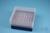 EPPi® Box 75 / 8x8 Löcher, violett, Höhe 75 mm fix, alpha-num. Codierung, PP....