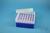 EPPi® Box 80 / 7x7 Löcher, neon-blau, Höhe 80 mm fix, alpha-num. Codierung,...