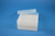 EPPi® Box 80 / 7x7 Löcher, weiss, Höhe 80 mm fix, alpha-num. Codierung, PP....