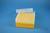 EPPi® Box 80 / 7x7 Löcher, gelb, Höhe 80 mm fix, alpha-num. Codierung, PP....
