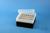 EPPi® Box 80 / 8x8 Löcher, schwarz, Höhe 80 mm fix, alpha-num. Codierung, PP....