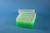 EPPi® Box 80 / 8x8 Löcher, neon-grün, Höhe 80 mm fix, alpha-num. Codierung,...