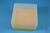 EPPi® Box 95 / 9x9 Fächer, gelb, Höhe 95 mm fix, alpha-num. Codierung, PP....