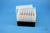 EPPi® Box 96 / 7x7 Löcher, schwarz, Höhe 96-106 mm variabel, alpha-num....