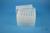 EPPi® Box 96 / 7x7 Löcher, transparent, Höhe 96-106 mm variabel, alpha-num....