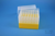 EPPi® Box 96 / 7x7 Löcher, gelb, Höhe 96-106 mm variabel, alpha-num....