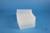 EPPi® Box 96 / 8x8 Löcher, transparent, Höhe 96-106 mm variabel, alpha-num....