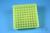 EPPi® Box 45 / 9x9 Fächer, neon-gelb, Höhe 45-53 mm variabel, alpha-num....