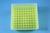 EPPi® Box 75 / 9x9 Fächer, neon-gelb, Höhe 75 mm fix, alpha-num. Codierung,...