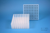 EPPi® Box 50 / 9x9 Fächer, transparent, Höhe 52 mm fix, alpha-num. Codierung,...