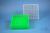 EPPi® Box 50 / 9x9 Fächer, neon-grün, Höhe 52 mm fix, alpha-num. Codierung,...