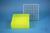 EPPi® Box 50 / 9x9 Fächer, neon-gelb, Höhe 52 mm fix, alpha-num. Codierung,...