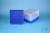 EPPi® Box 95 / 9x9 Fächer, neon-blau, Höhe 95 mm fix, alpha-num. Codierung,...