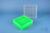EPPi® Box 45 / 9x9 Fächer, neon-grün, Höhe 45-53 mm variabel, alpha-num....