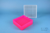 EPPi® Box 45 / 9x9 Fächer, neon-rot/pink, Höhe 45-53 mm variabel, alpha-num....