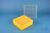 EPPi® Box 50 / 9x9 Fächer, gelb, Höhe 52 mm fix, alpha-num. Codierung, PP....