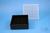 EPPi® Box 45 / 9x9 Fächer, schwarz, Höhe 45-53 mm variabel, alpha-num....
