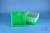 EPPi® Box 75 / 9x9 Fächer, neon-grün, Höhe 75 mm fix, alpha-num. Codierung,...
