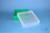EPPi® Box 50 / 9x9 Fächer, grün, Höhe 52 mm fix, num. Codierung, PP. EPPi®...