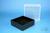 EPPi® Box 75 / 9x9 Fächer, schwarz, Höhe 75 mm fix, num. Codierung, PP. EPPi®...