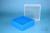 EPPi® Box 75 / 9x9 Fächer, blau, Höhe 75 mm fix, num. Codierung, PP. EPPi®...