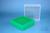 EPPi® Box 75 / 9x9 Fächer, grün, Höhe 75 mm fix, num. Codierung, PP. EPPi®...