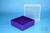 EPPi® Box 75 / 9x9 Fächer, violett, Höhe 75 mm fix, num. Codierung, PP. EPPi®...