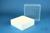 EPPi® Box 75 / 9x9 Fächer, weiss, Höhe 75 mm fix, num. Codierung, PP. EPPi®...