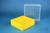 EPPi® Box 75 / 9x9 Fächer, gelb, Höhe 75 mm fix, num. Codierung, PP. EPPi®...