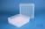 EPPi® Box 95 / 9x9 Fächer, transparent, Höhe 95 mm fix, num. Codierung, PP....