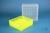 EPPi® Box 95 / 9x9 Fächer, neon-gelb, Höhe 95 mm fix, num. Codierung, PP....