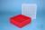 EPPi® Box 95 / 9x9 Fächer, rot, Höhe 95 mm fix, num. Codierung, PP. EPPi® Box...