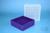 EPPi® Box 95 / 9x9 Fächer, violett, Höhe 95 mm fix, num. Codierung, PP. EPPi®...