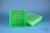 EPPi® Box 45 / 9x9 Fächer, neon-grün, Höhe 45-53 mm variabel, num. Codierung,...