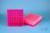 EPPi® Box 45 / 9x9 Fächer, neon-rot/pink, Höhe 45-53 mm variabel, num....