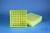 EPPi® Box 45 / 9x9 Fächer, neon-gelb, Höhe 45-53 mm variabel, num. Codierung,...