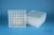 EPPi® Box 75 / 9x9 Fächer, transparent, Höhe 75 mm fix, num. Codierung, PP....