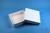 LIMA Box 50 lang2 / 1x1 ohne Facheinteilung, weiss, Höhe 50 mm, Karton...