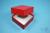 NANU Box 32 / 1x1 ohne Facheinteilung, rot, Höhe 32 mm, Karton standard. NANU...