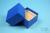 NANU Box 50 / 5x5 Fächer, blau, Höhe 50 mm, Karton standard. NANU Box 50 /...