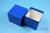 NANU Box 75 / 1x1 ohne Facheinteilung, blau, Höhe 75 mm, Karton standard....
