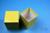 NANU Box 100 / 1x1 ohne Facheinteilung, grün, Höhe 100 mm, Karton standard....