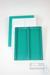 Obi Box 100 / 2x50 Fächer, grün, Höhe 35 mm fix, num. Codierung mit...