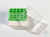 Kryo Box 25 / 5x5 Fächer, grün, Höhe 52 mm fix, num. Codierung, PC. Kryo Box...