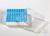 Kryo Box 81 / 9x9 Fächer, blau, Höhe 52 mm fix, num. Codierung, PC. Kryo Box...