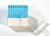 Kryo Box 81H / 9x9 Fächer, blau, Höhe 95 mm fix, num. Codierung, PC. Kryo Box...