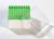 Kryo Box 81H / 9x9 Fächer, grün, Höhe 95 mm fix, num. Codierung, PC. Kryo Box...