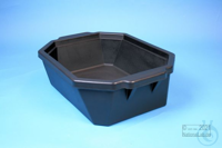 Thorbi Ice Tray, 9 litres, black, without lid, PVC. Thorbi Ice Tray, 9...